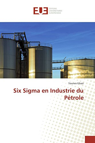 Six Sigma en Industrie du Pétrole