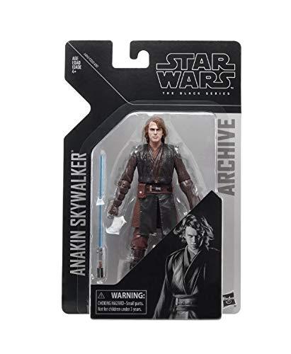 STAR WARS- E3 Bl Gr Anakin Skywalker (Hasbro E4042ES1)