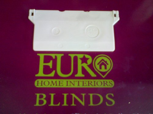 """Pack of 10 89mm/3½"""" Vertical Blind Bottom Weights"""