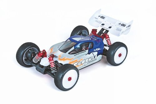 Graupner 90170.RTR - Flash 3.0 Race Bruschless RC Buggy RTR