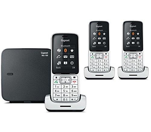 Gigaset SL450Trio schnurloses Telefon Siemens