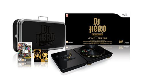 DJ Hero - Renegade Edition (Wii) by ACTIVISION