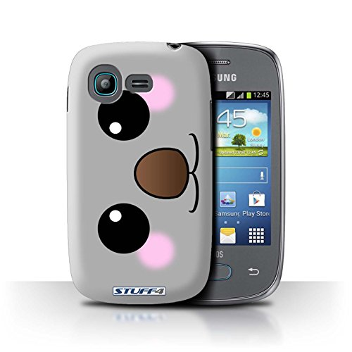 Stuff4 Hülle / Case für Samsung Galaxy Pocket Neo/S5310 / Koala Muster / Nette Kawaii Kollektion (Pocket Koala)
