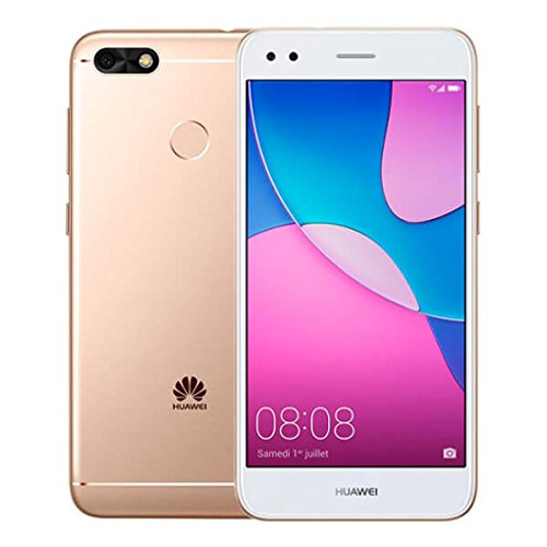 "Huawei P9 Lite Mini 4G 16GB Gold - Smartphones (12.7 cm (5""), 16 GB, 13 MP, Android, 7, Gold)"
