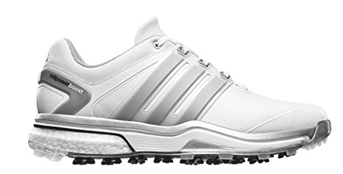 Adidas W v23527Boost Femme Chaussures–blanc/gris/violet Weiß