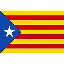 Gran Bandera de Inde.Catalan 150 x 90 cm Satén Durobol Flag