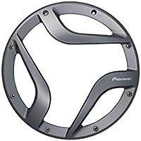 Pioneer UD-G308 - Caja para altavoces de vehículos, plata