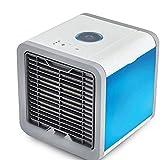 BEITAI Mini-in-One Mini Air Conditioner Refrigerazione Purificazione Mini USB Fan Air Cooler Home Office Portatile