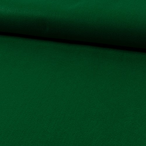 Deko- Bastelfilz 1mm grün -Preis gilt für 0,5 -