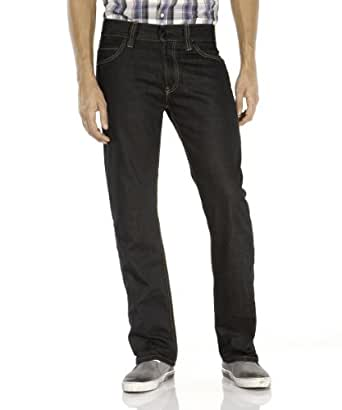 Levi's 506 Straight, Jean Homme, Rigid Black, S