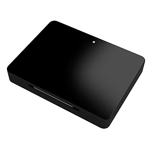 Docooler 30 Pin Wireless Bluetooth Empfänger A2DP Musik Audio Adapter CSR V4.0 für Apple Speaker Dock Schwarz - A2dp Audio