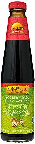 Lee Kum Kee Vegeterian Oyster Flavoured Sauces 510gm
