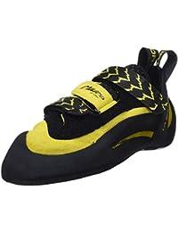 La Sportiva Miura VS - Pies de Gato para Hombre, Color Amarillo/Negro, Talla 43