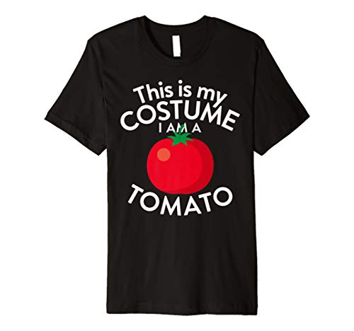 (This Is My Kostüm I 'm a Tomate T-Shirt Tomate Liebhaber)