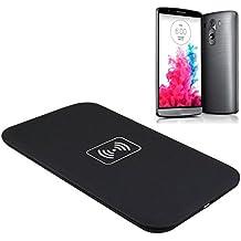 Malloom® Cargador inalámbrico Qi Pad de carga para LG G3 D851 D850 D855 F400 F460
