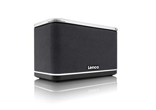 Lenco Playlink 4 Multi-Room Wireless Audio Streaming Speaker