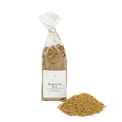 Boomers Gourmet - African Rub Gewürzzubereitung - Refill - 75 g