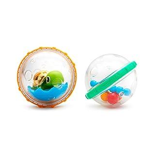 Munchkin juguete de baño flota y juega con burbujas, pack de 2, modelo surtido (B00IFWP73U) | Amazon Products