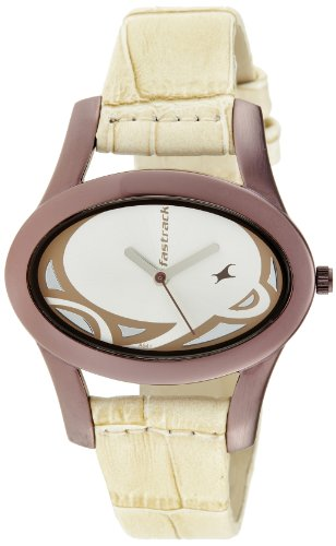 Fastrack New OTS Analog Multi-Color Dial Women's Watch - NE9732QL01J image