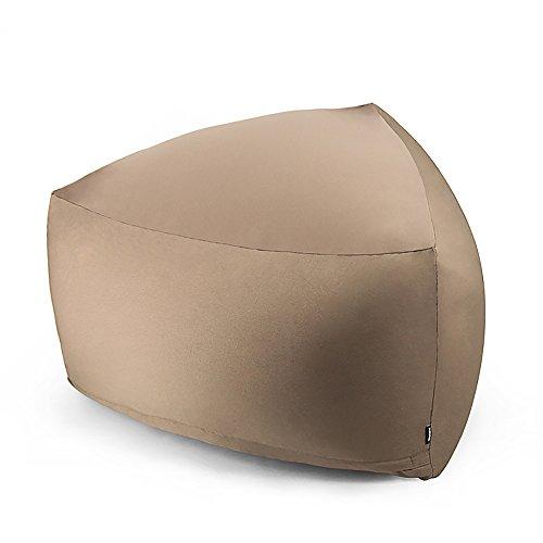 Sessel Sitzsack Lazy Couch Einzelne Recliner Dreieck Schlafzimmer Stoff Sofa Stuhl (Farbe : B)