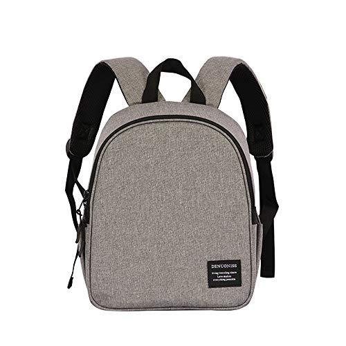 Insulated lunch box pranzo zaino per adulti uomini donne, borsa termica bento, a perfetta tenuta cooler bag water-resistant per il lavoro/scuola/picnic