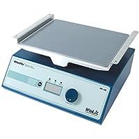 Witeg Wippschüttler RK-2D 300x300mm 5-50U/min, inklusive Tablar, LCD-Anzeige, 10 Stufen, 6 Programme, für Gelfärbung, Entfärbung, Blotting, etc.