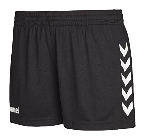 Hummel Core Womens Shorts - black, Größe:M