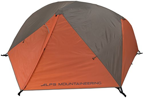 ALPS Mountaineering Chaos 2 Dome Tent, Rust, One Size -