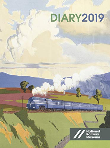 National Railway Museum Desk Diary 2019