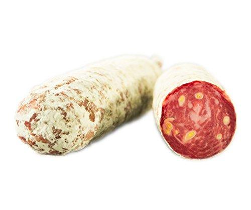 Salame ai Pinoli 500 gr. - Salumificio Artigianale Gombitelli - Toscana