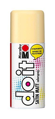 Marabu 21070006042 - Do it Colorspray Satin Matt, 150 ml, sand