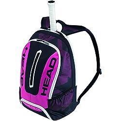 Head Tour Team Tennis Backpack pink Mochila