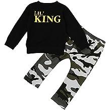 Blusa de Bebé Ropa, Logobeing Venta Caliente Camiseta de Moda Linda de Los Bebés Recién