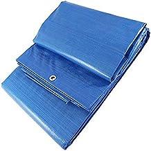 SEIMARK Toldo Protector Rafia Reforzado Azul 90 gr/MT con Ojales (3 x 5
