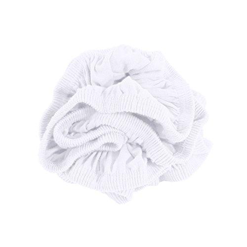 Jersey Spannbettlaken Spannbetttuch Leintuch - in guter Qualität in vielen Farben und Größen erhältlich - 100% Baumwolle weiß 200 x 220 cm Wasserbett, Boxspringbett -