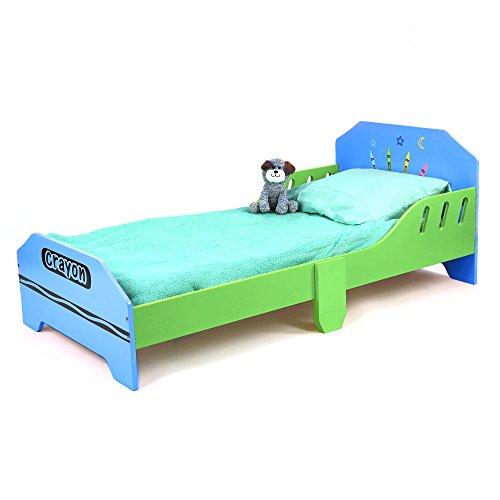 Kiddi Style Kinderbett & Jugendbett für Kinderzimmer - stylisches Juniorbett für Jugendzimmer