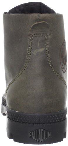 Palladium Pampa Hi Cuir ~ Chinchilla ~ M 92355-311-m, Chaussures Plates, Femme Gris (beige / Chinchilla)