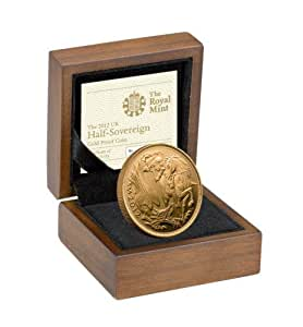 2012 Gold Proof Half Sovereign - Perfect Gift for Anniversaries or Birthdays