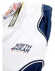 Para pantalones de críquet - infantil con forma de - Pacific - azul Panel