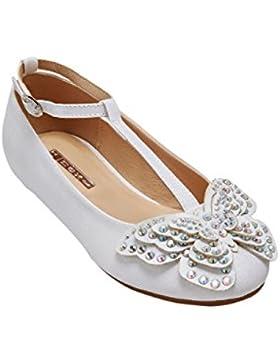 next Niñas Zapatos Adorno Mariposas Corte Estándar Zapatillas Calzado
