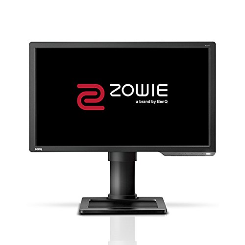 BenQ XL2411 24-inch 144 Hz e-Sports Monitor (Black eQualiser, Height Adjustable) - Dark Grey