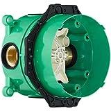 Hansgrohe 01800180 - Cuerpo universal para ducha y de bañera, color verde