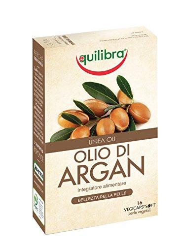 Equilibra - Olio di Argan, 16 Perle Vegicaps
