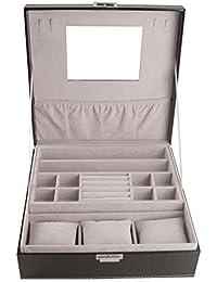 DoubleBlack Caja Joyero Organizador Para Joyas