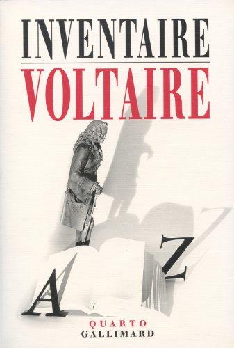 Inventaire Voltaire