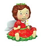 Badespaß mit Erdbeerinchen. Badefigur aus Gummi mit Quietscher.: Erdbeerinchen Erdbeerfee: