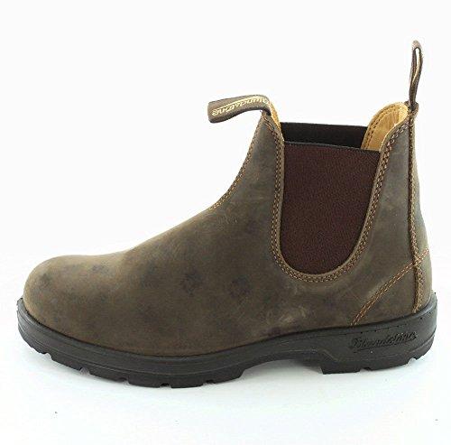 Blundstone 585 - Classic Comfort, Unisex-Erwachsene Kurzschaft Stiefel Rustic Brown