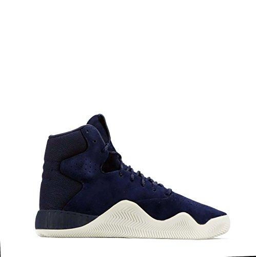 Scarpe Da Ginnastica Adidas Originali Sneakers Alte Da Uomo Sneakers Blu Navy Bianche S80083