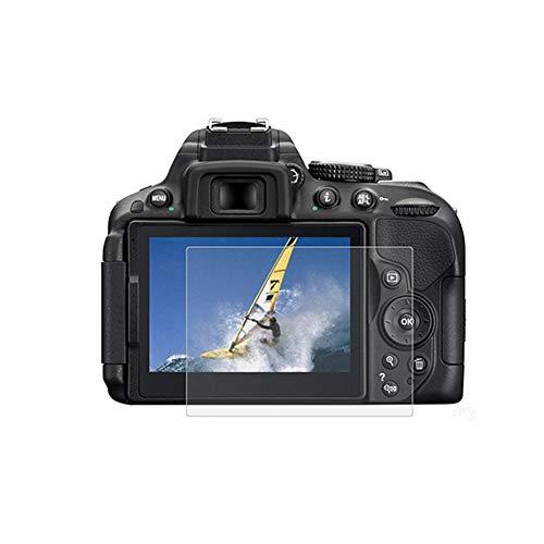 YUnnuopromi 9H temperierter Glasfilm HD-Kamera-Bildschirmschutz-Abdeckung für Canon 6D 650d 1200D for Canon 7D Mark II/7D2