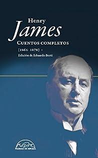 Cuentos completos par Henry James